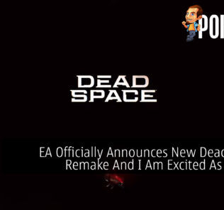 Dead Space Remake cover