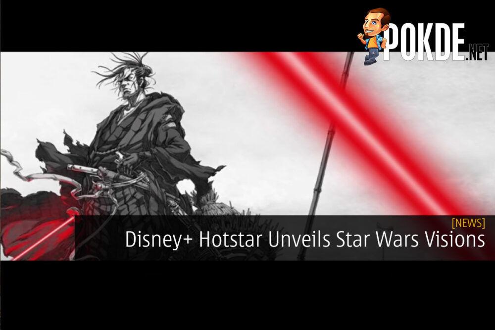 Disney+ Hotstar Unveils Star Wars Visions 29