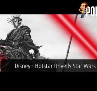 Disney+ Hotstar Unveils Star Wars Visions 22