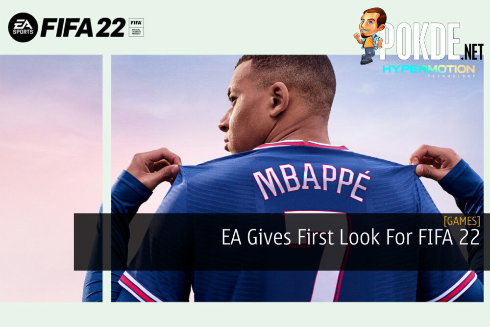 EA Gives First Look For FIFA 22 20