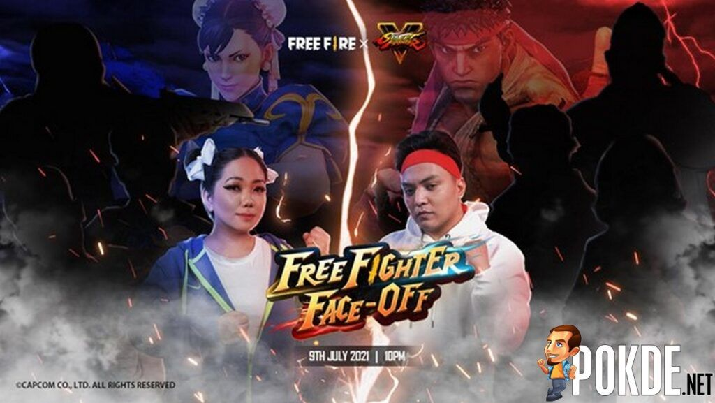 New Free Fire Crossover With Street Fighter V Starts Today 23