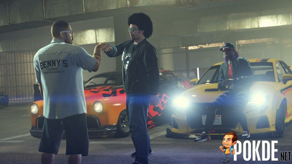 GTA Online Los Santos Tuners Is Out Now With New Cars, Robberies And Music 27