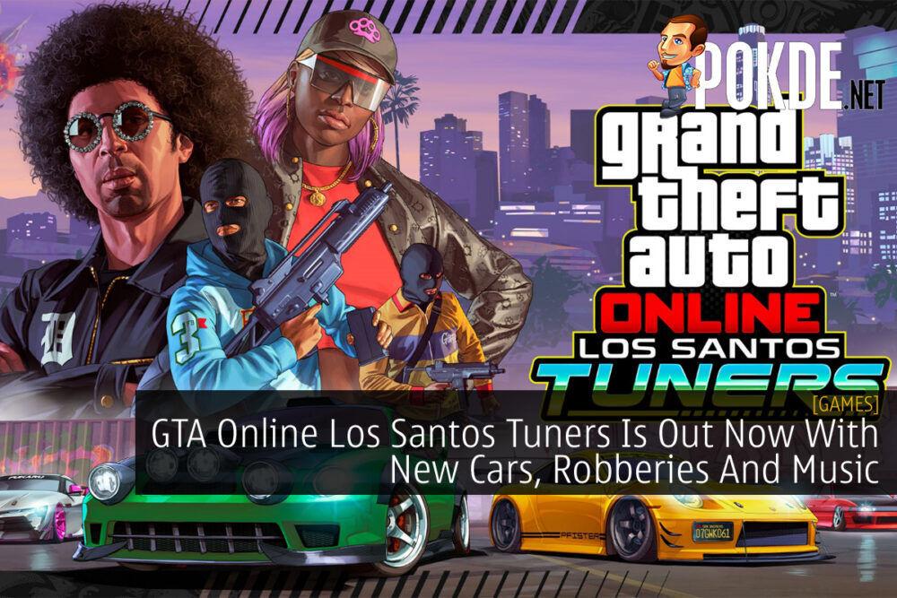 GTA Online Los Santos Tuners cover