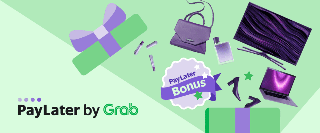 Grab Offers More New PayLater Payment Options To Consumers 20
