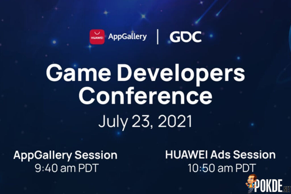 HUAWEI To Talk About New Growth Opportunities With AppGallery At GDC 2021 21