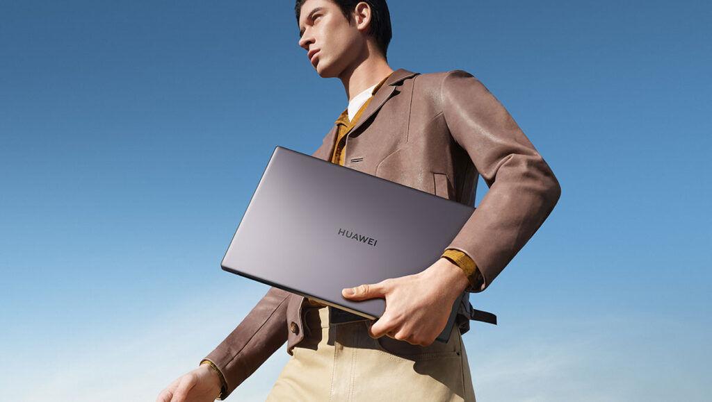 HUAWEI MateBook D15 portable