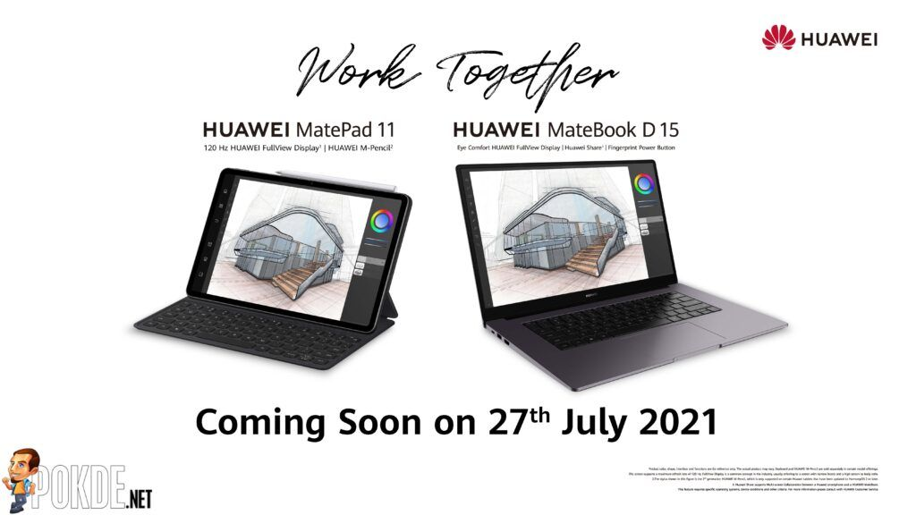 New HUAWEI MatePad 11 Coming To Malaysia This 27 July 22