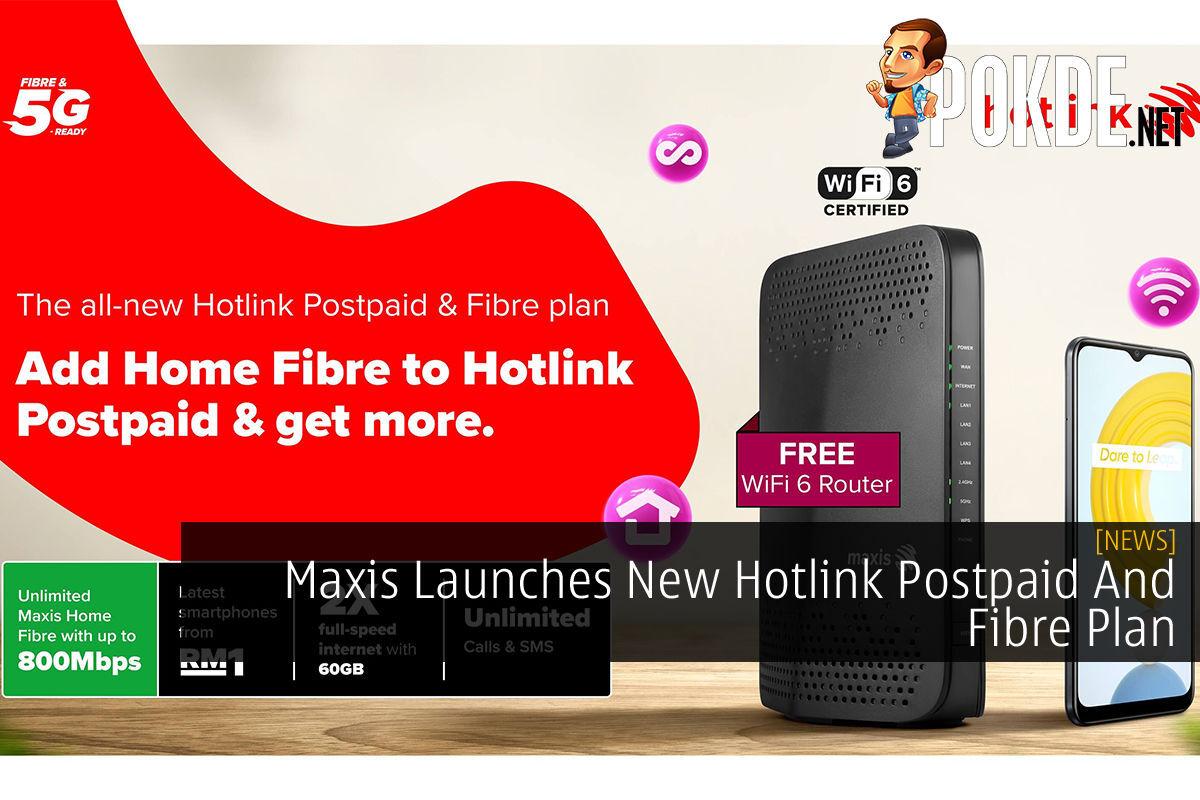 Hotlink Postpaid and Fibre cover