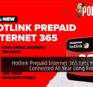 Hotlink Prepaid Internet 365 Lets You Stay Connected All Year Long From RM6 22