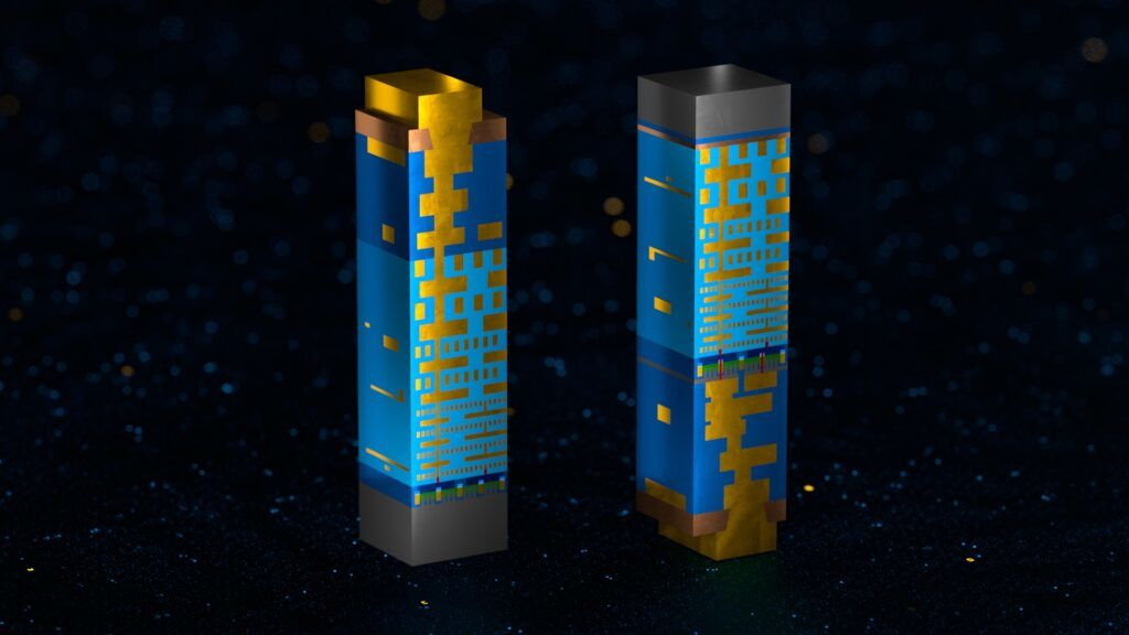 Intel PowerVia vs old tech