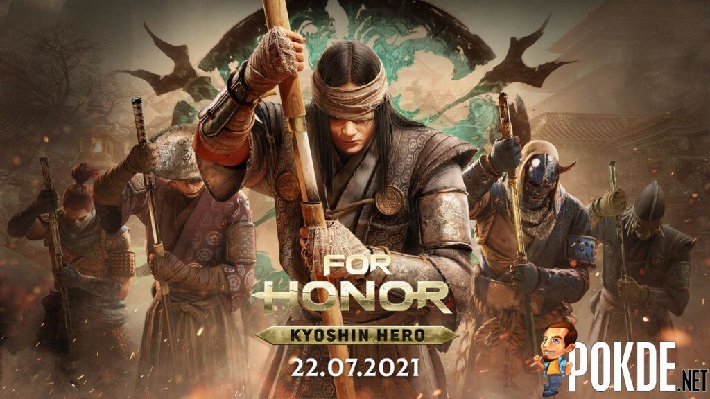 New Hero Kyoshin Joins Ubisoft's For Honor In New Update 20