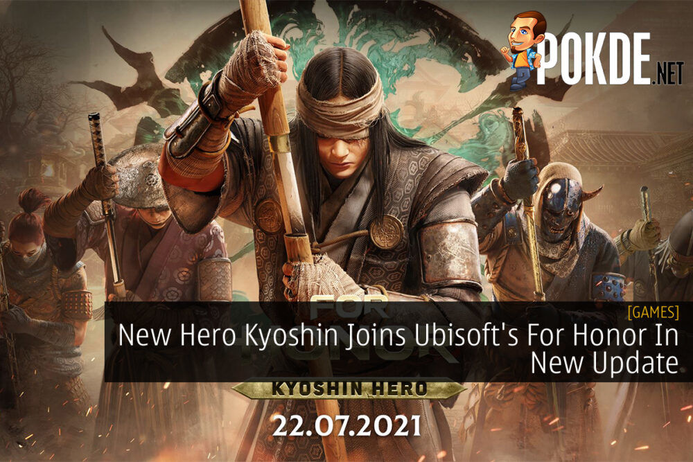 Kyoshin For Honor cover