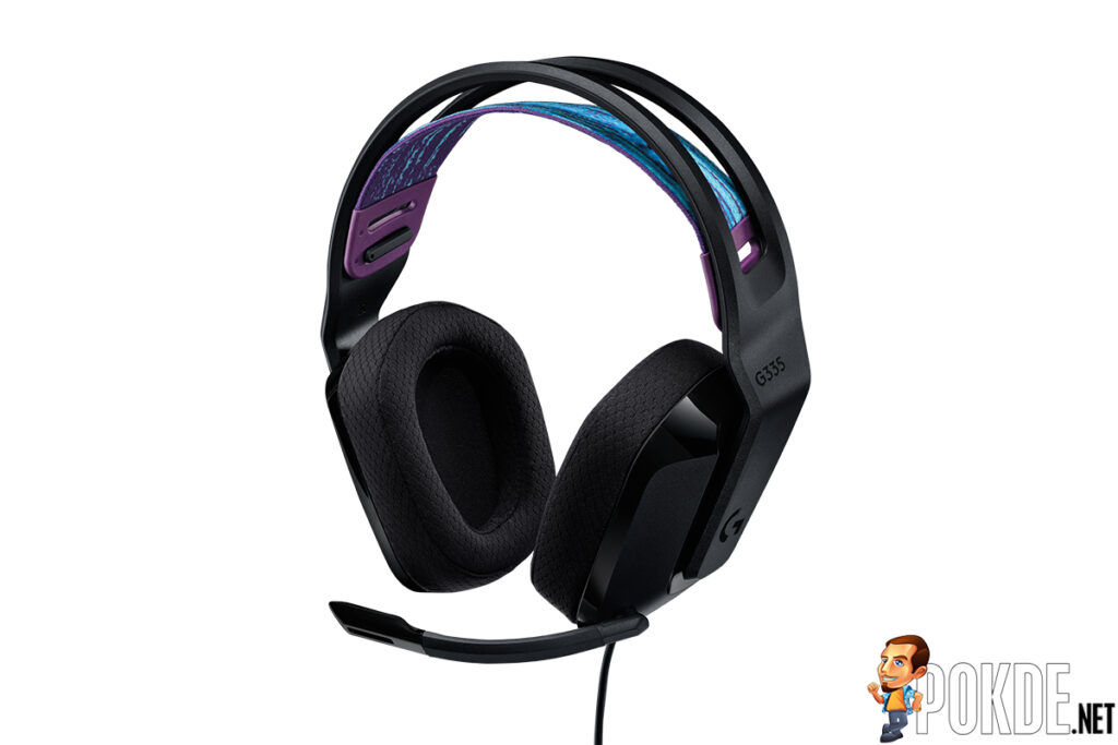 Logitech G Launches New Logitech G335 Wired Gaming Headset 18