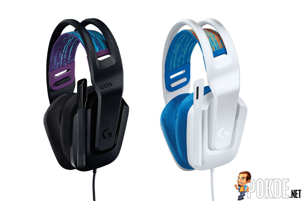 Logitech G Launches New Logitech G335 Wired Gaming Headset 20