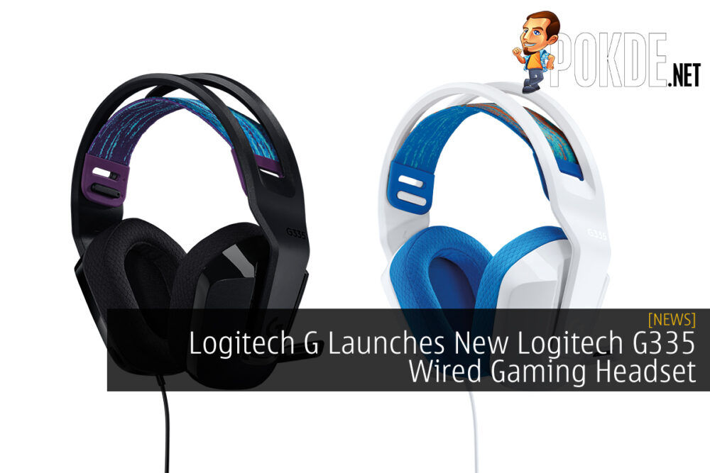 Logitech G335 Wired Gaming Headset cover