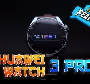 13 Best Feature of Huawei Watch 3 Pro - While stuck in washing machine 29