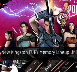 New Kingston FURY Memory Lineup Unleashed 26