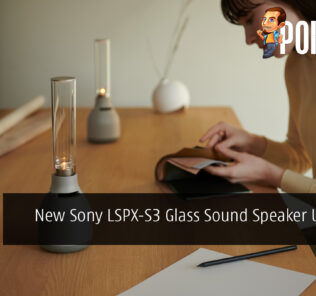 New Sony LSPX-S3 Glass Sound Speaker Unveiled 26
