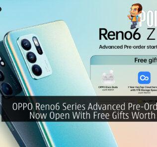 OPPO Reno6 Series Advanced Pre-Order cover