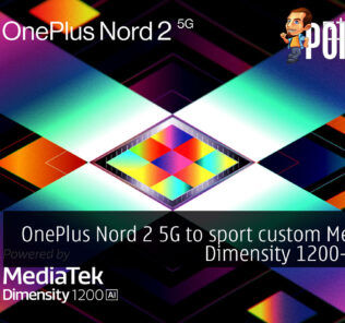 OnePlus Nord 2 5G to sport custom MediaTek Dimensity 1200-AI chip 20