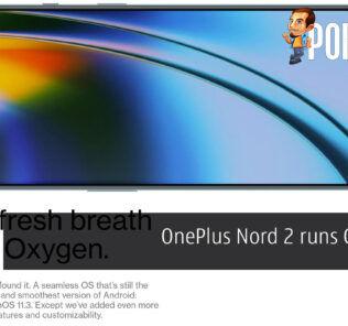 OnePlus Nord 2 runs ColorOS 25
