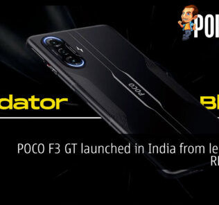 POCO F3 GT launched in India from less than RM1500! 22