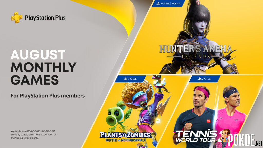 PS Plus Asia August 2021 FREE Games Lineup 20
