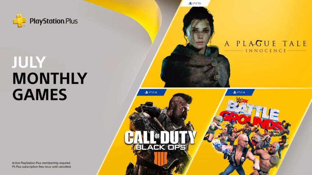 PS Plus July 2021 FREE Games Lineup 21