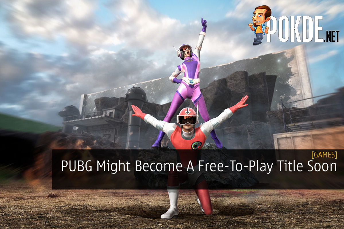 PUBG Might Become A Free-To-Play Title Soon 9
