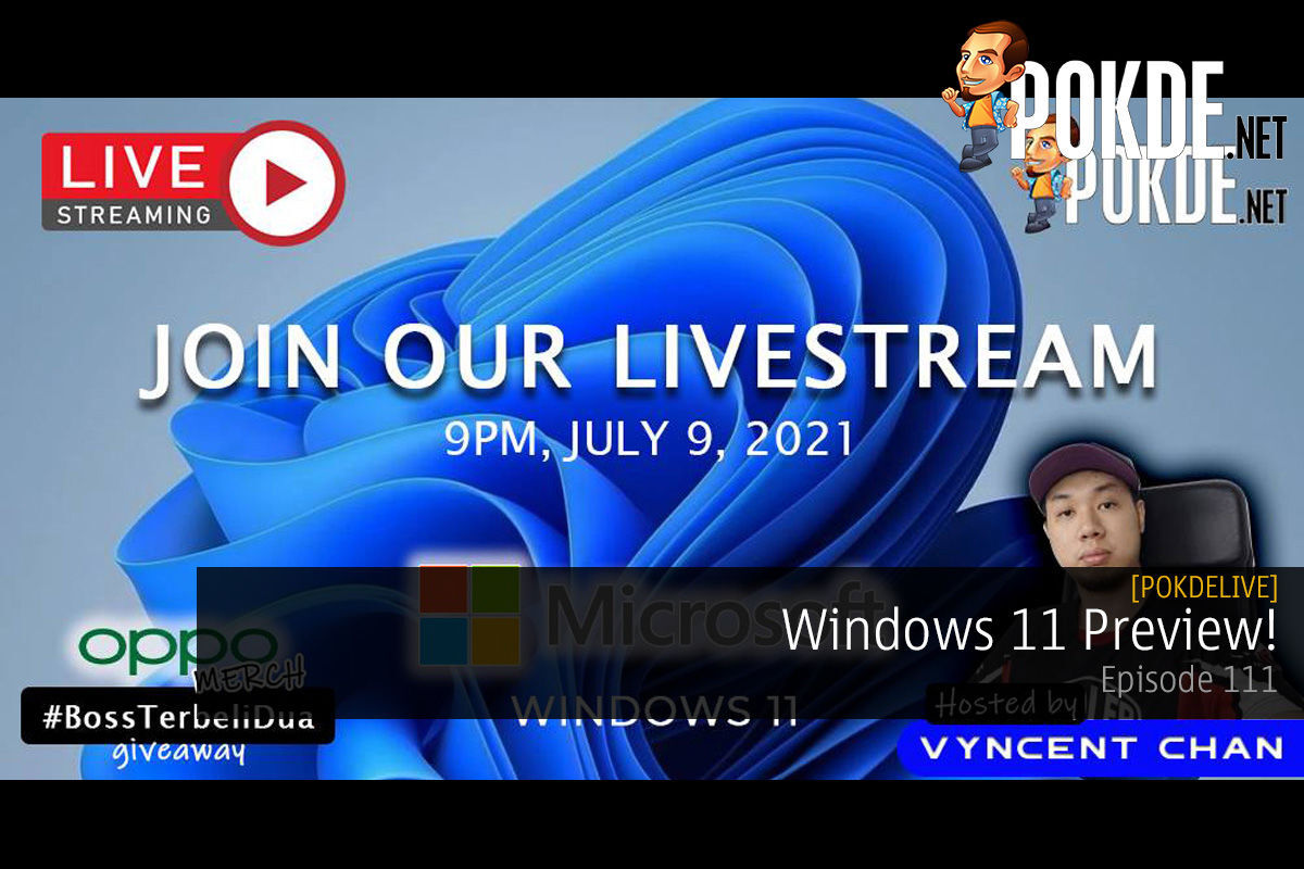 PokdeLIVE 111 — Windows 11 Preview! 10