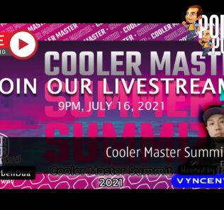PokdeLIVE 112 — Cooler Master Summit 2021! 24