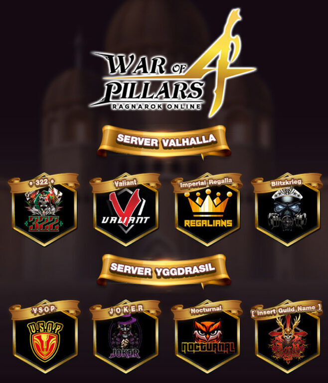 War Of The 4 Pillars Coming Soon To Ragnarok Online With $6,000 Cash Prizes Up For Grabs 24