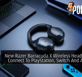 Razer Barracuda X Wireless Headset c