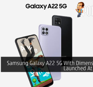 Samsung Galaxy A22 5G With Dimensity 700 Launched At RM999 23