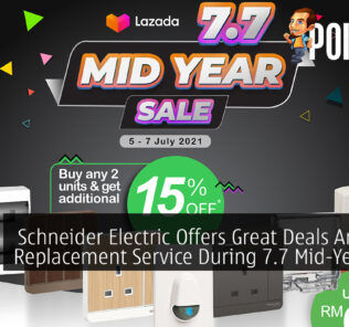 Schneider Electric 7.7 Mid-Year Sale cover