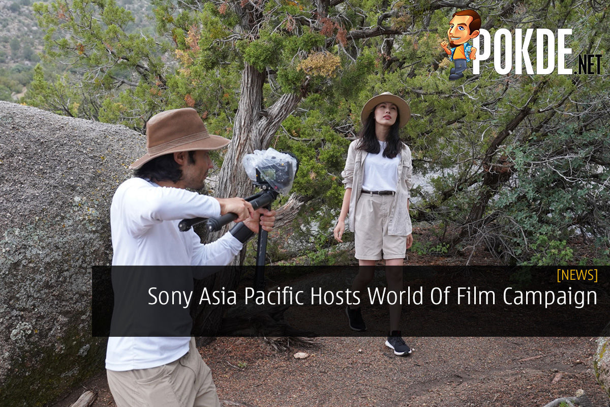 Sony Asia Pacific Hosts World Of Film Campaign 8