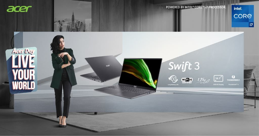 Here Are All The New Acer Day Products Coming Your Way