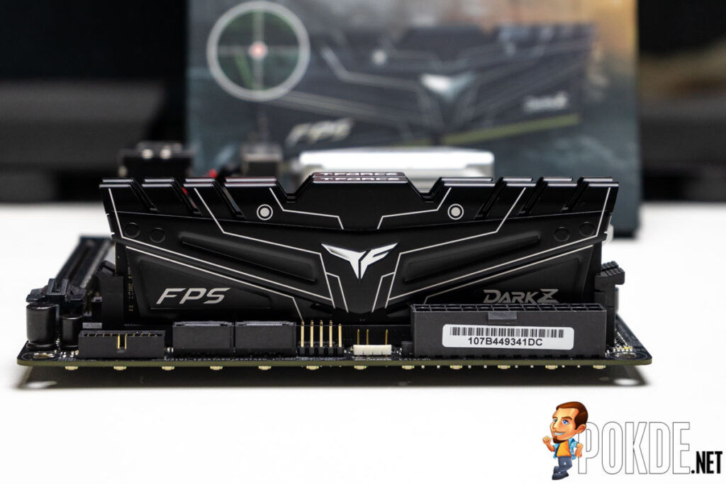 TEAMGROUP T-Force Dark Z FPS DDR4-4000 CL16 Review — just look at the performance! 21