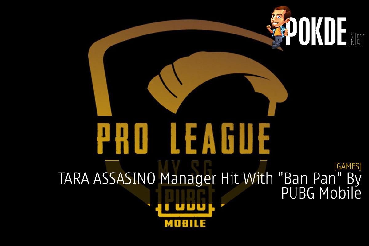 TARA ASSASINO PUBG Mobile cover
