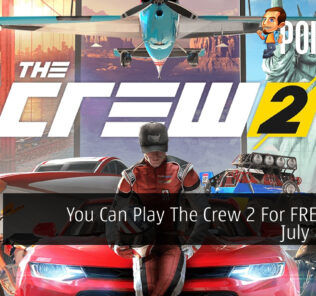 The Crew 2 Free Weekend cover