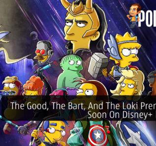 The Good, The Bart, And The Loki Premiering Soon On Disney+ Hotstar 23