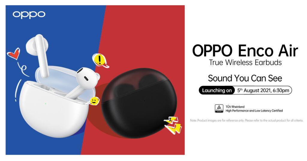 OPPO Enco Air TWS Earbuds