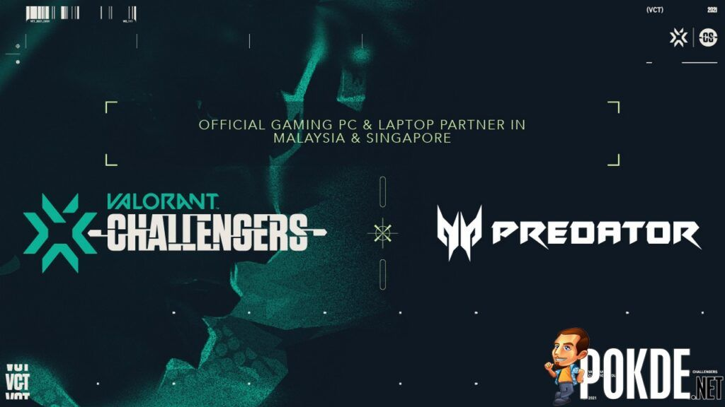 VALORANT Challengers Malaysia and Singapore Announces Predator As Official Partner 22