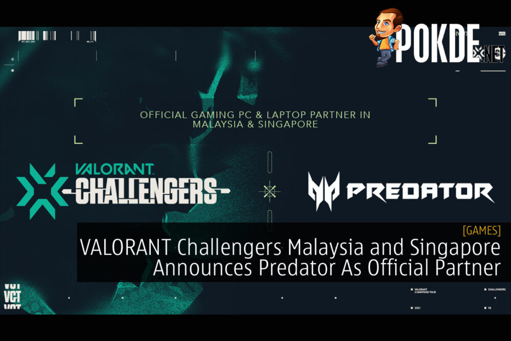 VALORANT Challengers Malaysia and Singapore Predator cover