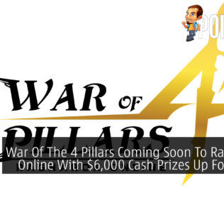 War Of The 4 Pillars Coming Soon To Ragnarok Online With $6,000 Cash Prizes Up For Grabs 26