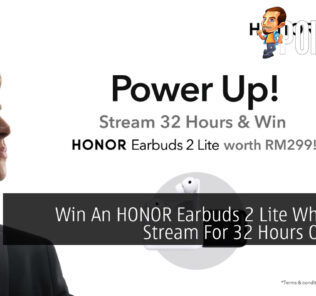 Win An HONOR Earbuds 2 Lite When You Stream For 32 Hours On JOOX 26