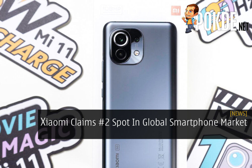 Xiaomi Claims #2 Spot In Global Smartphone Market 29