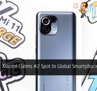 Xiaomi Claims #2 Spot In Global Smartphone Market 24