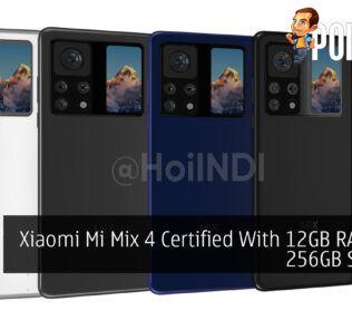 Xiaomi Mi Mix 4 Certified With 12GB RAM Plus 256GB Storage 23