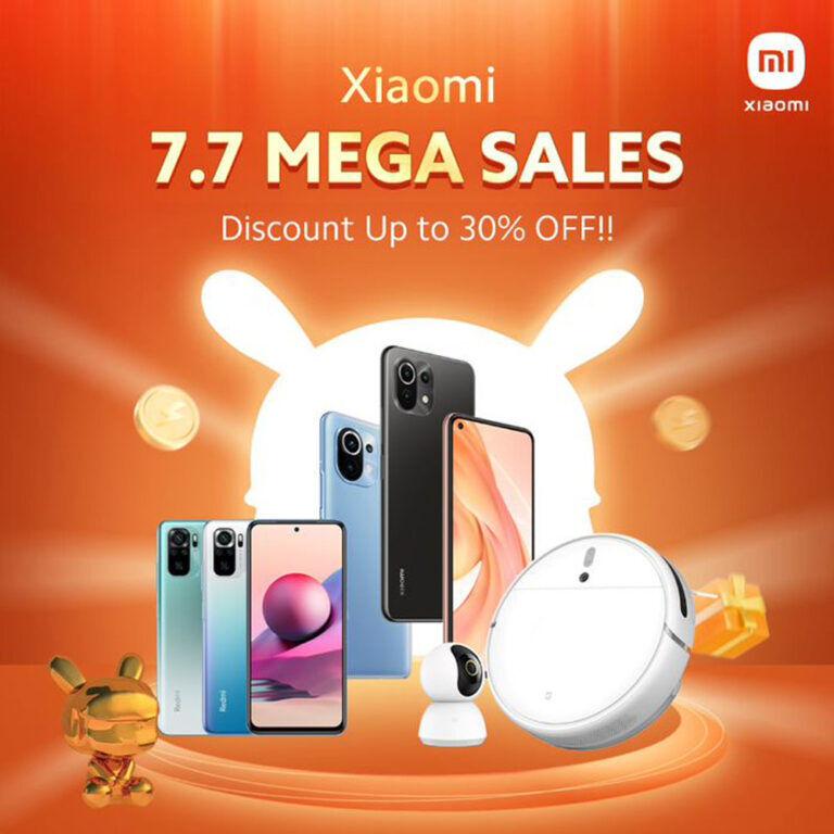 Xiaomi Malaysia 7.7 mid-year sale